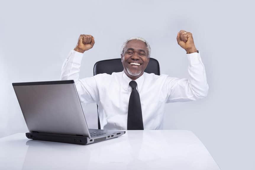happy on the job